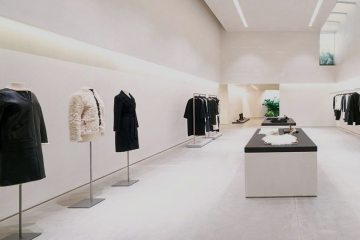 HELMUT LANG FIRST AMERICAN FLAGSHIP STORE IN LOS ANGELES
