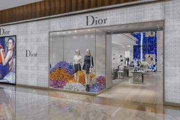 CHRISTIAN DIOR BOUTIQUE IN MEXICO CITY
