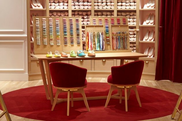REPETTO FIRST AMERICAN BOUTIQUE IN NEW YORK 3