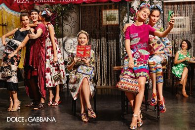 DOLCE & GABBANA SPRING 2016 AD CAMPAIGN 2
