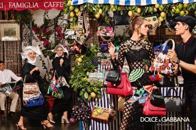 DOLCE & GABBANA SPRING 2016 AD CAMPAIGN 6