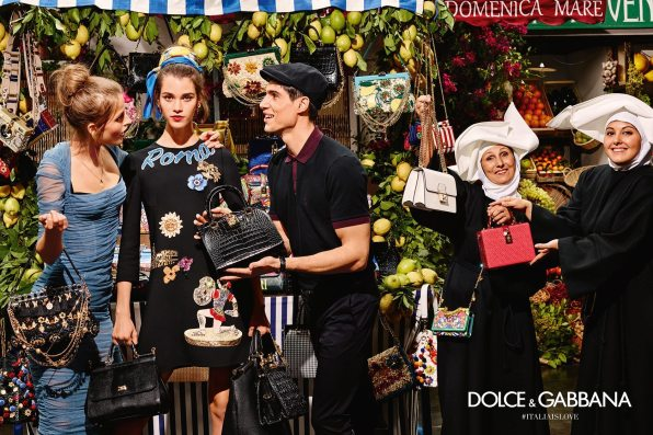 DOLCE & GABBANA SPRING 2016 AD CAMPAIGN 7