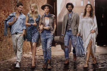 RALPH LAUREN DENIM & SUPPLY SPRING 2016 COLLECTION