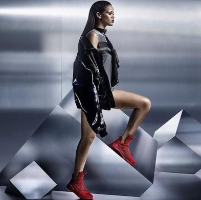 PUMA FENTY TRAINER COLLECTION BY RIHANNA