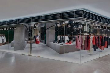 VICTORIA BECKHAM NEW BOUTIQUE IN HONG KONG