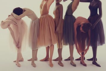 CHRISTIAN LOUBOUTIN NUDES BALLERINA COLLECTION