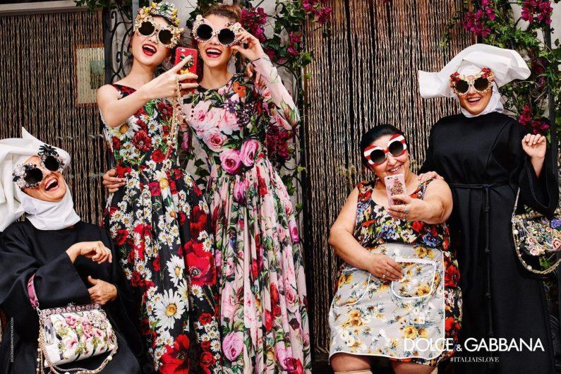 DOLCE & GABBANA SPRING 2016 EYEWEAR AD CAMPAIGN