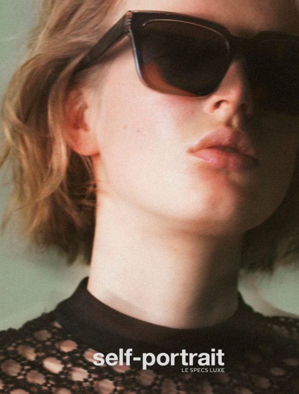 SELF-PORTRAIT X LE SPECS LUXE EYEWEAR COLLECTION