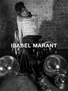 ISABEL MARANT FALL 2016 AD CAMPAIGN