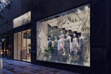 REISS FLAGSHIP STORE IN NEW YORK