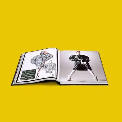 FENDI ROMA 90TH ANNIVERSARY BOOK