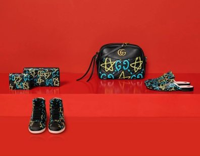 GUCCI GUCCIGHOST CAPSULE COLLECTION