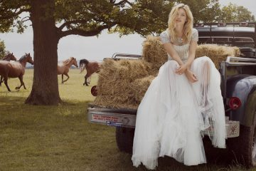 JENNY PACKHAM 2017 BRIDAL AD CAMPAIGN