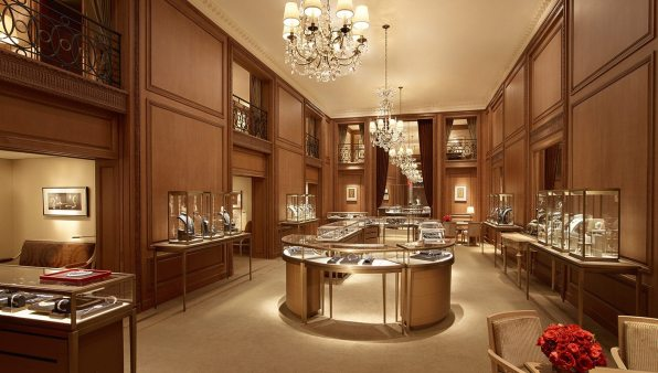 CARTIER FIFTH AVENUE MANSION IN NEW YORK
