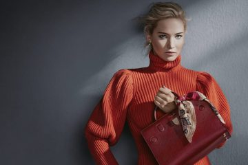 CHRISTIAN DIOR FALL 2016 ACCESSORIES AD CAMPAIGN FEATURING JENNIFER LAWRENCE