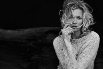 NAKED CASHMERE FALL 2016 AD CAMPAIGN FEATURING KATE MOSS