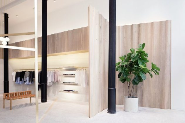 THAKOON FIRST BOUTIQUE IN NEW YORK