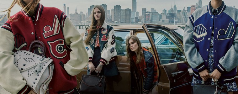 COACH 'A STORY OF NEW YORK COOL' COMMEMORATIVE BOOK