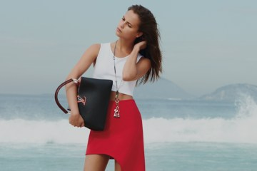 LOUIS VUITTON RESORT 2017 FILM CAMPAIGN STARRING ALICIA VIKANDER