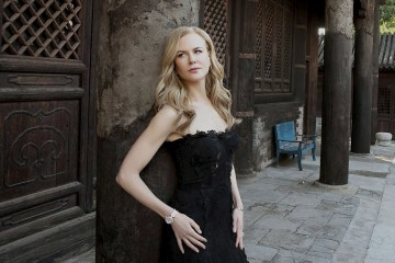 OMEGA CELEBRATION IN BEIJING WITH NICOLE KIDMAN