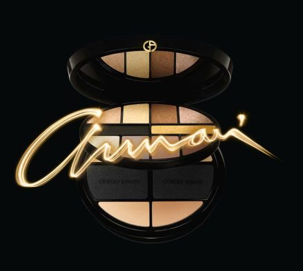 GIORGIO ARMANI BEAUTY NIGHT LIGHT HOLIDAY 2016 COLLECTION