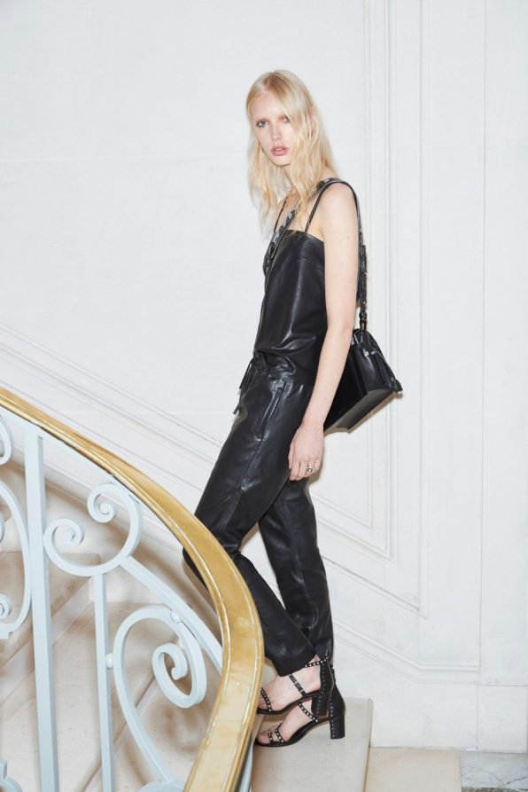 ZADIG & VOLTAIRE SPRING 2017 RTW COLLECTION