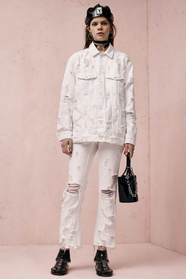 ALEXANDER WANG RESORT 2017 COLLECTION