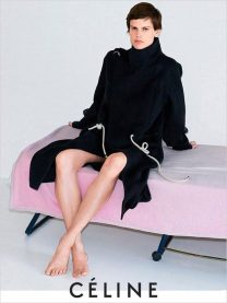 CÉLINE HOLIDAY 2016 AD CAMPAIGN