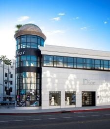 CHRISTIAN DIOR LADY ART POP-UP SHOP IN LOS ANGELES