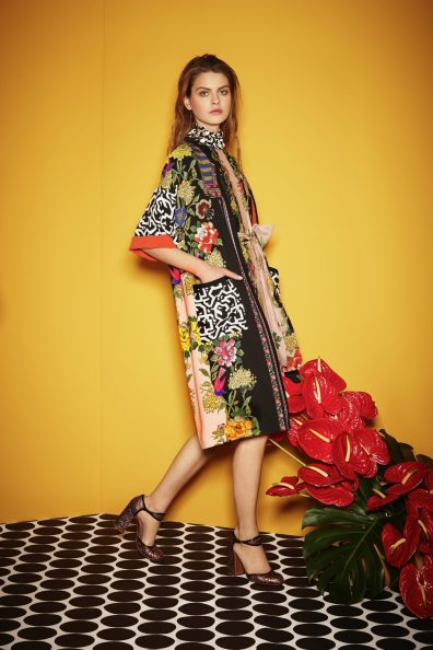 ETRO PRE-FALL 2017 COLLECTION