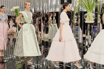 CHANEL SPRING 2017 HAUTE COUTURE COLLECTION
