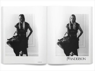 J.W. ANDERSON SPRING 2017 AD CAMPAIGN FEATURING CHLOE SEVIGNY