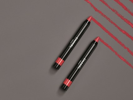 CHANEL LE ROUGE CRAYON DE COULEUR MAKEUP COLLECTION