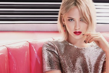 CHRISTIAN DIOR ADDICT LACQUER STICK COLLECTION FILM STARRING JENNIFER LAWRENCE
