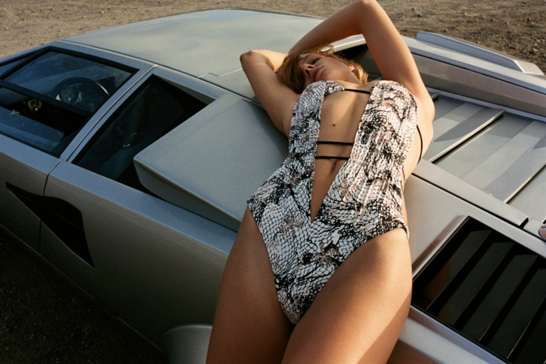 AGENT PROVOCATEUR SPRING 2017 SWIMWEAR COLLECTION
