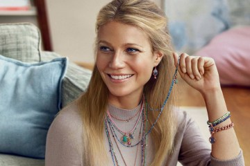 TOUS TENDER STORIES NO.6 FILM STARRING GWYNETH PALTROW