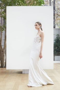 OSCAR DE LA RENTA SPRING 2018 BRIDAL COLLECTION