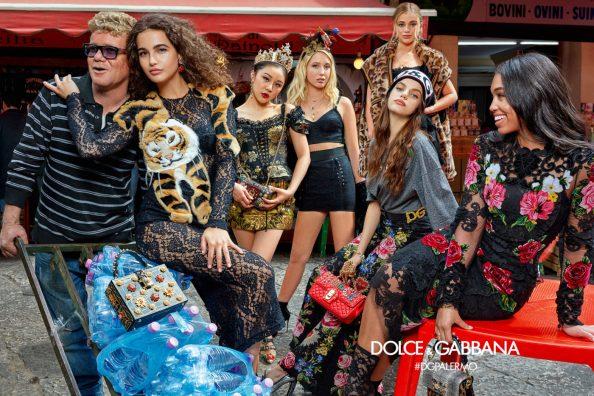DOLCE & GABBANA FALL 2017 AD CAMPAIGN 5