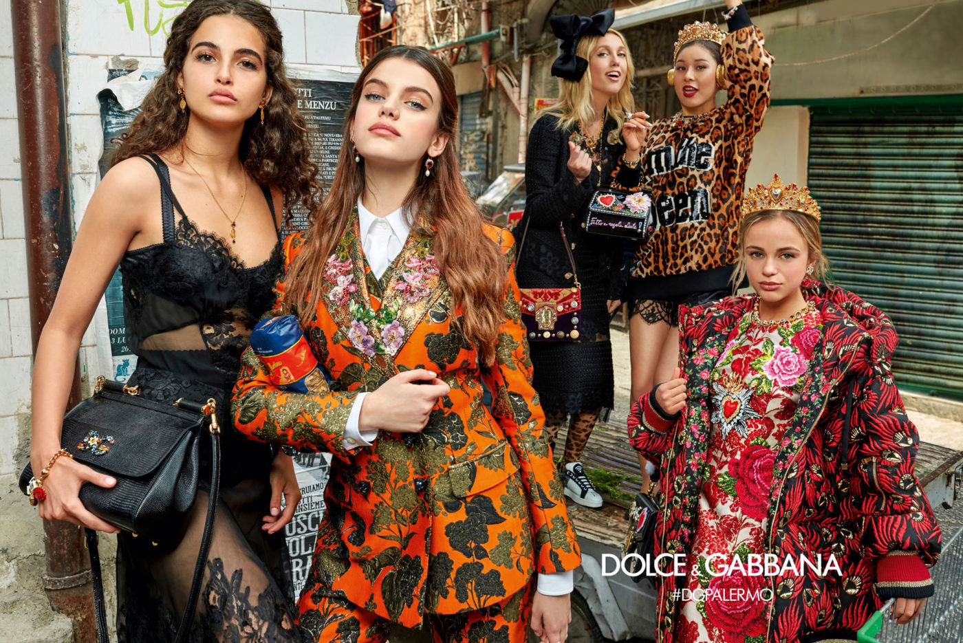 Harry Styles Fall Wallpaper Dolce Amp Gabbana Fall 2017 Ad Campaign Les Fa 199 Ons