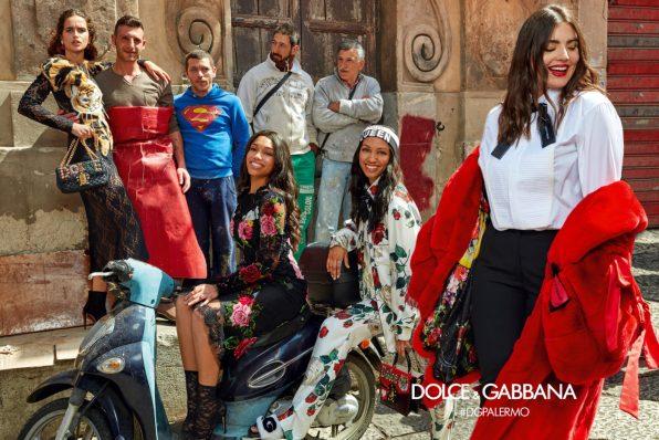 DOLCE & GABBANA FALL 2017 AD CAMPAIGN 8