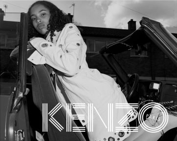 KENZO SUMMER 2017 AD CAMPAIGN