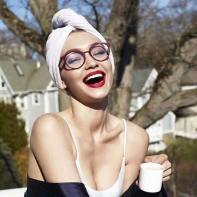VOGUE EYEWEAR X GIGI HADID CAPSULE COLLECTION