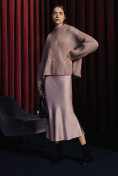 BOSS FALL 2017 VOLUMINOUS KNITWEAR COLLECTION