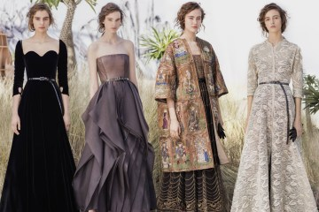 CHRISTIAN DIOR FALL 2017 HAUTE COUTURE COLLECTION