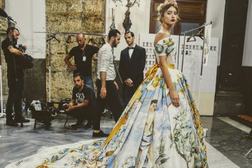 DOLCE & GABBANA FALL 2017 ALTA MODA COLLECTION