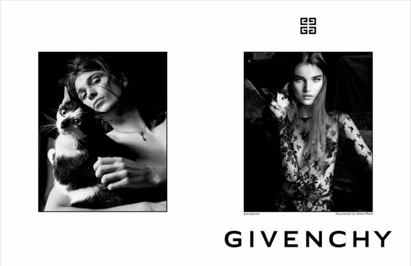 GIVENCHY FALL 2017 AD CAMPAIGN