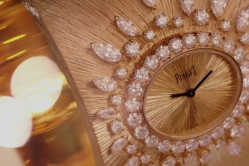 PIAGET SUNLIGHT JOURNEY HIGH JEWELLERY COLLECTION FILM