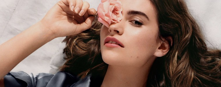 BURBERRY MY BURBERRY BLUSH FRAGRANCE FILM STARRING LILY JAMES