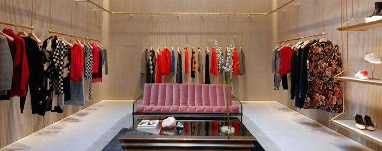 STELLA MCCARTNEY FLAGSHIP STORE IN NEW YORK