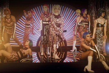 KENZO 'CABIRIA, CHARITY, CHASTITY' FALL 2017 COLLECTION FILM